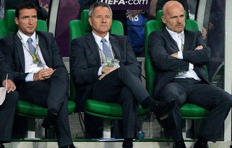 """Michal Bílek: """"La causa de la derrota es que hemos perdido el balón"""""""