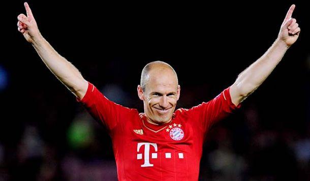 Robben va prolonger