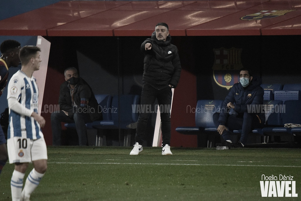 """García Pimienta: """"La victoria es justa"""""""