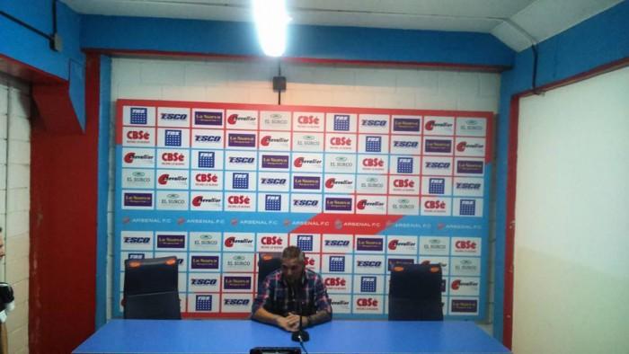 """Sergio Rondina: """"Estamos con bronca pero logramos el objetivo"""""""