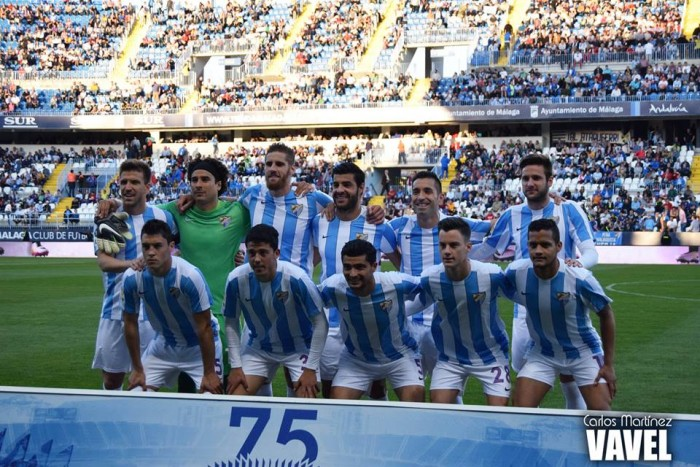 Málaga CF - Levante UD: puntuaciones Málaga, Jornada 36 Liga BBVA