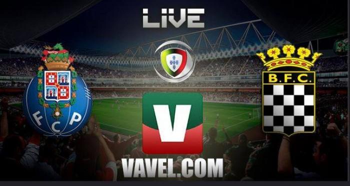 Resultado FC Porto x Boavista (4-0)