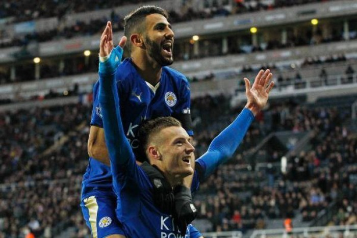 Leicester City, campeón de la Premier League 2015/16