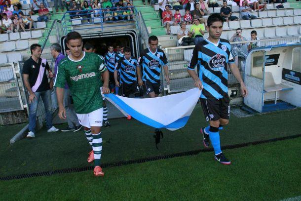Lugo y Ferrol, Club Deportivo Lugo y Racing Club de Ferrol: hermanas y enemigos