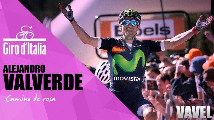 Giro d'Italia 2016, i favoriti: Alejandro Valverde