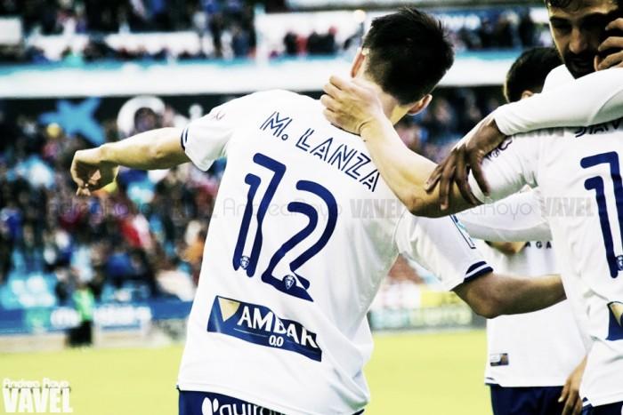 Lanzarote, el mejor frente al Numancia según la afición