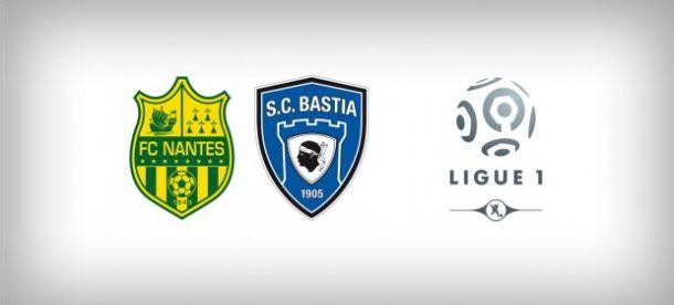 Nantes perd 3 points, Bastia les récupère