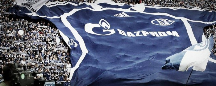 Schalke and Gazprom extend sponsorship deal to 2022