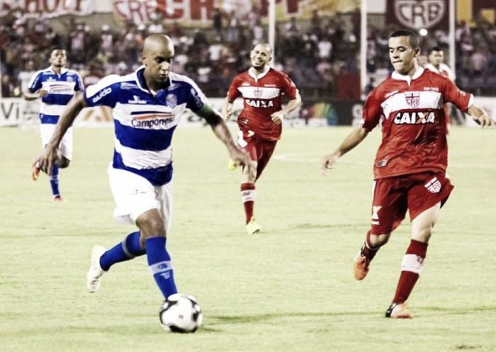 CSA busca inverter vantagem do CRB para conquistar título do Campeonato Alagoano