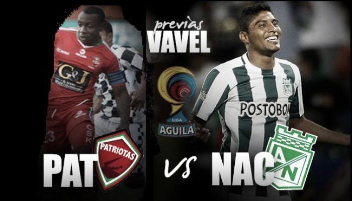 Patriotas FC - Atlético Nacional: en busca de la recuperación
