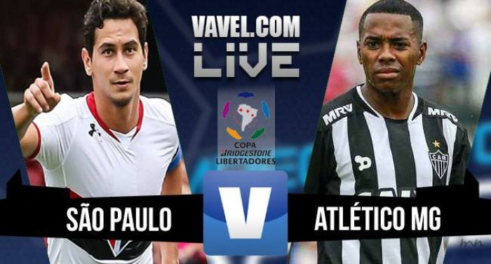 São Paulo vence Atlético-MG pelo placar mínimo e sai em vantagem na Libertadores