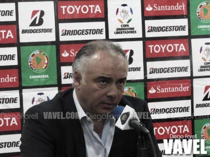 """Guillermo Vázquez: """"El equipo tuvo la virtud de no desesperarse"""""""