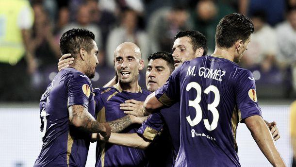 Diretta Tottenham - Fiorentina, risultato live Europa League