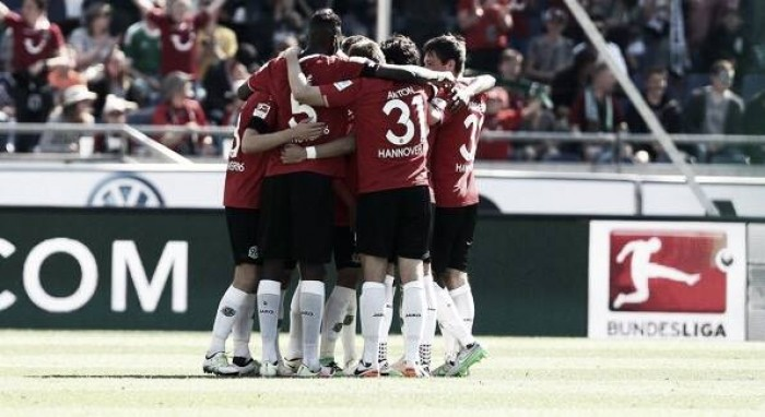 Hannover 96 1-0 TSG 1899 Hoffenheim: Kiyotake the difference as visitors produce toothless display
