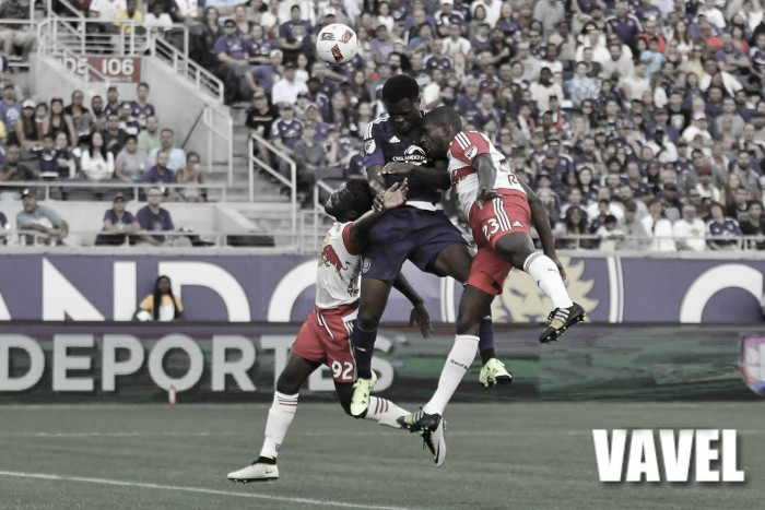 Orlando City 1-1 New York Red Bulls: Honors shared in fiery encounter