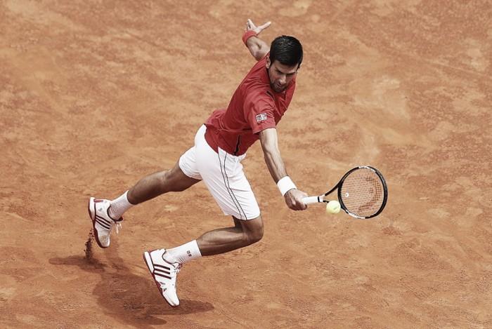 Atp Roma, Djokovic rimonta Bellucci. Ok Murray, fuori Wawrinka e Berdych