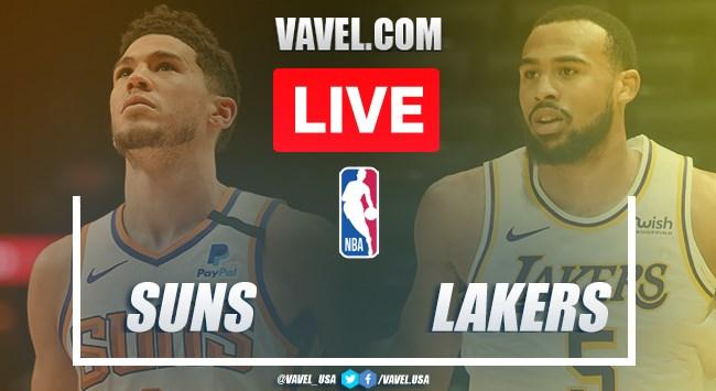 Full Highlights: Lakers 114-113 Suns in 2020 NBA Preseason