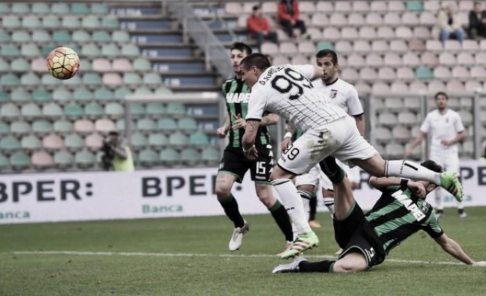 Sassuolo, dopo l'Europa Leagueriparte il campionato: c'è il Palermo al Barbera