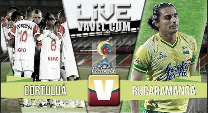 Resultado final: Cortuluá - Atlético Bucaramanga por la Liga Águila 2016 (0-0)
