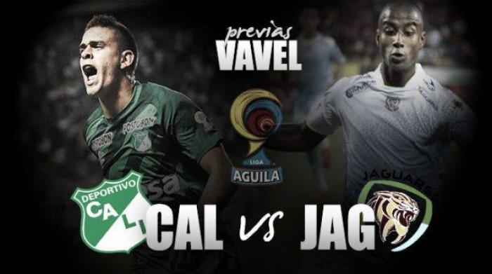Deportivo Cali - Jaguares: Los dos por la clasificación