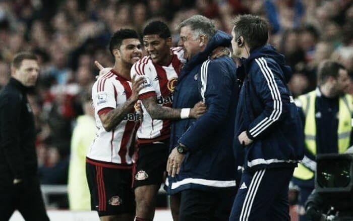 Niall Quinn wants Sam Allardyce to retire at Sunderland