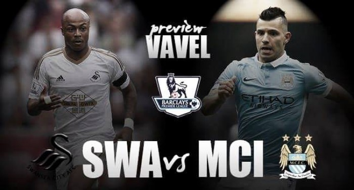 Swansea City - Manchester City - Preview: Swans looking so upset the Sky Blues in final game