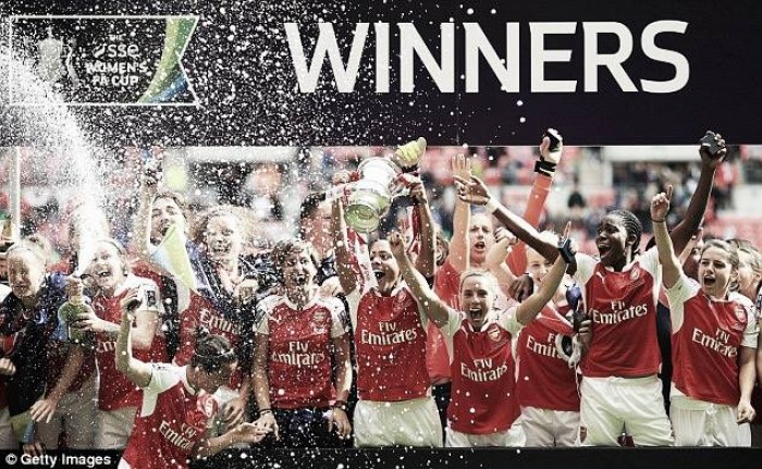Arsenal Ladies 1-0 Chelsea Ladies - Player Ratings: Gunners untroubled as they clinch FA Women's Cup