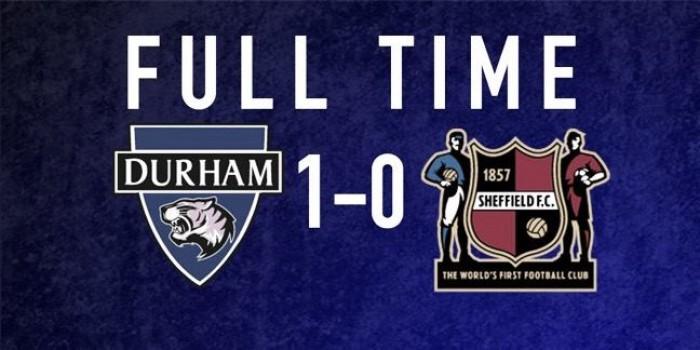 Durham Women 1-0 Sheffield FC: Gutterdige's late winner keeps Wildcats in touch at the top