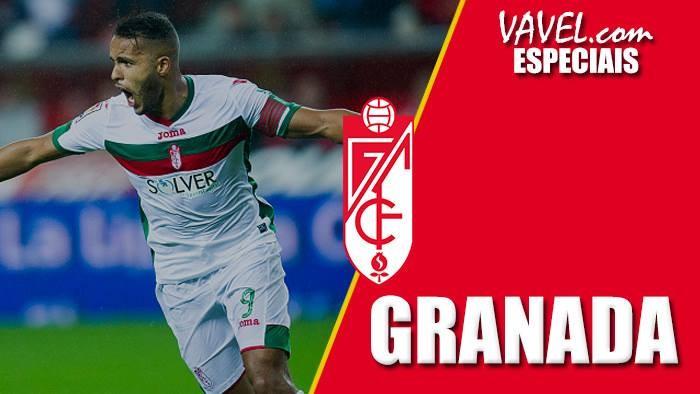Especiais La Liga 2015/16 Granada: Salvação do rebaixamento tem o sorriso de dever cumprido