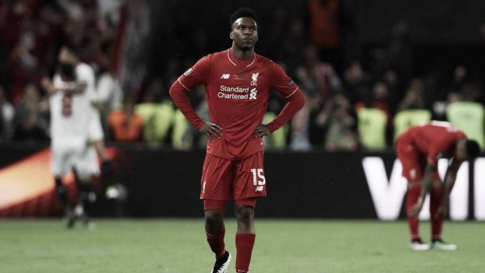 Sturridge disappointed, but says Liverpool must accept Sevilla defeat