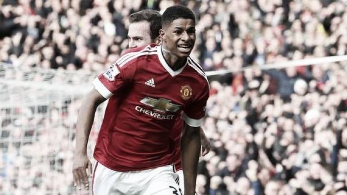 Rashford will give Hodgson a tough decision going into Euro 2016, says Rooney