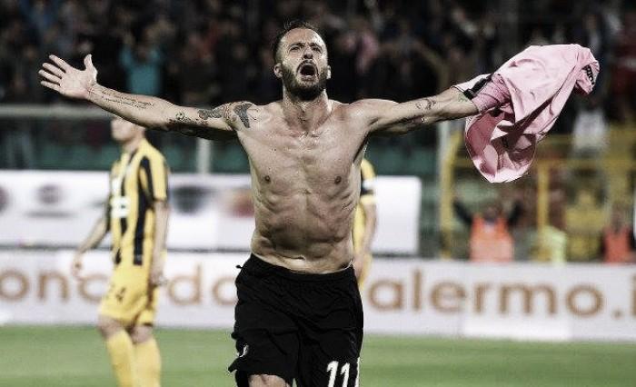 Crónica de la 38ª jornada de la Serie A: el Milan, obligado a ganar la Coppa; el Palermo, salvado