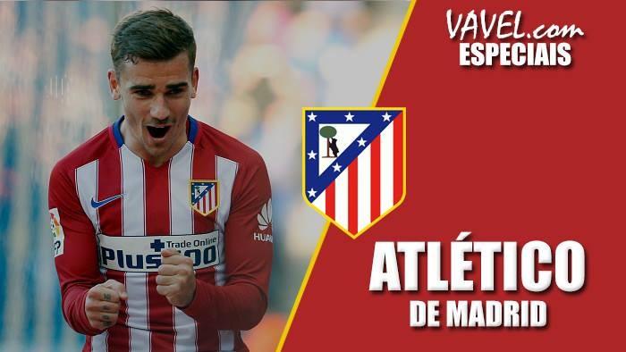 Especiais La Liga 2015/16 Atlético de Madrid: ainda mais consolidado entre os grandes da Europa