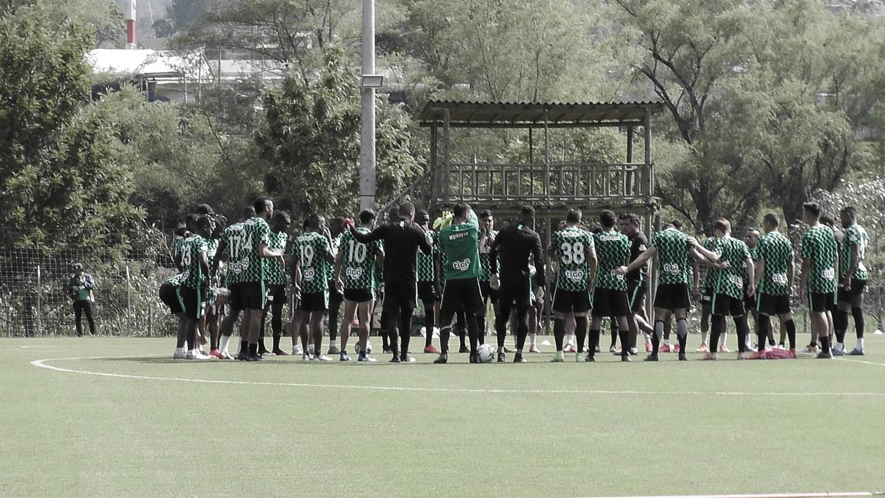 Los convocados de Atlético Nacional para el regreso a la Liga BetPlay 2020
