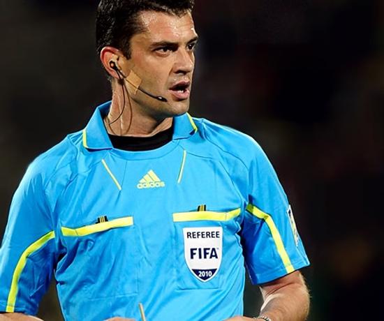 Viktor Kassai será el árbitro del Real Madrid-Bayern de Múnich