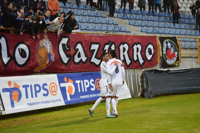 Iosu Villar y Miguel Villarejo a la rampa de salida