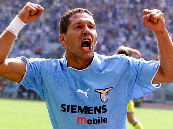Simeone, toda una vida ligado a la Lazio