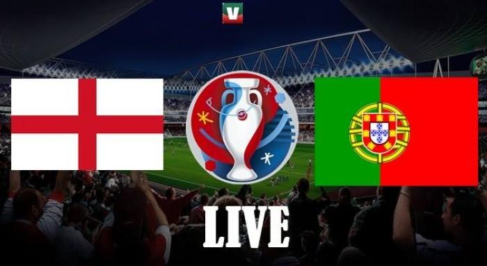Resultado Inglaterra x Portugal no jogo de preparação para o Euro 2016 (1-0)