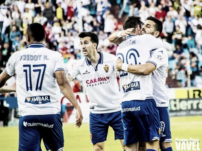 UE Llagostera - Real Zaragoza: confirmar la presencia en los playoff