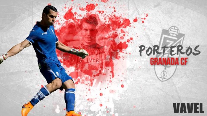 Resumen Granada CF 2015/16: porteros