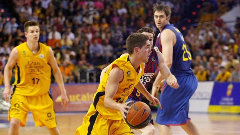 Herbalife Gran Canaria - FC Barcelona Regal: los blaugrana visitan su cancha maldita