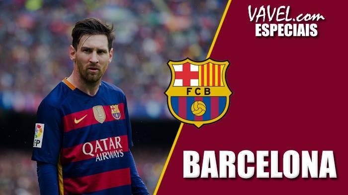 Especiais La Liga 2015/16 Barcelona: protagonismo de Luis Suárez no trio MSN