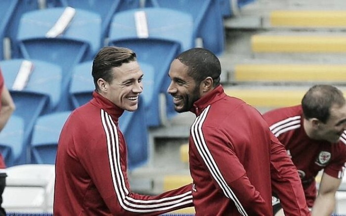 James Chester hails Ashley Williams amidst Swansea links