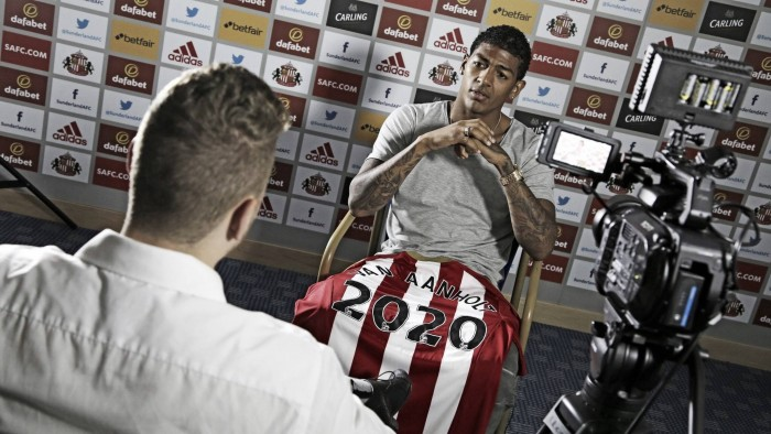 Patrick van Aanholt thanks Sam Allardyce after signing new deal