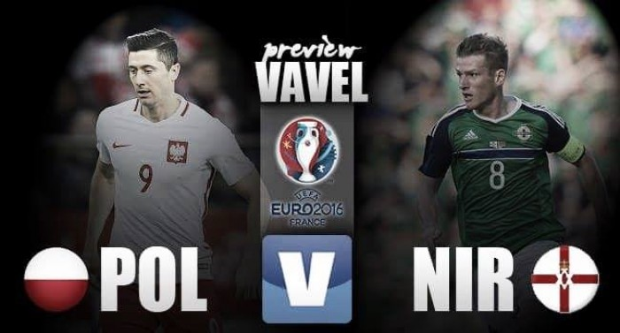 Poland - Northern Ireland Preview: Both sides after maiden Euro wins in Group C's opener