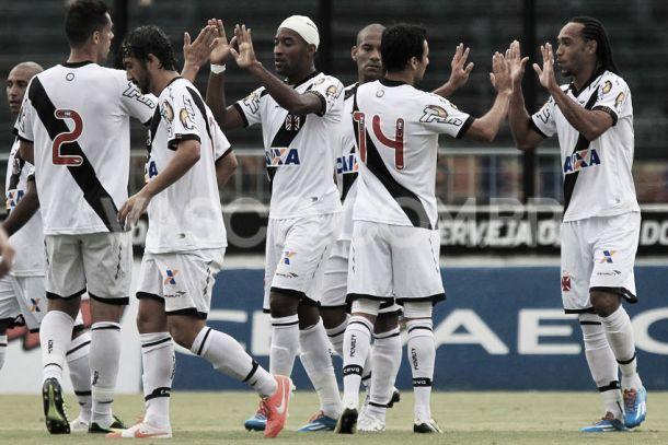 Vasco venceu o Duque de Caxias, mas não terá a vantagem do empate na semifinal