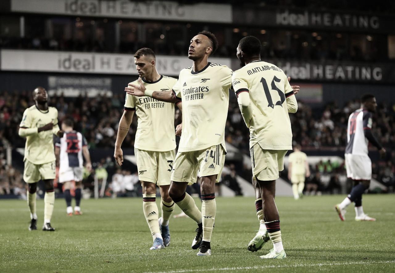 Gol e melhores momentos de Burnley 0 x 1 Arsenal pela Premier League
