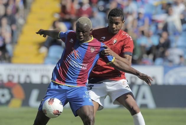 Koné llega a un acuerdo con el Levante