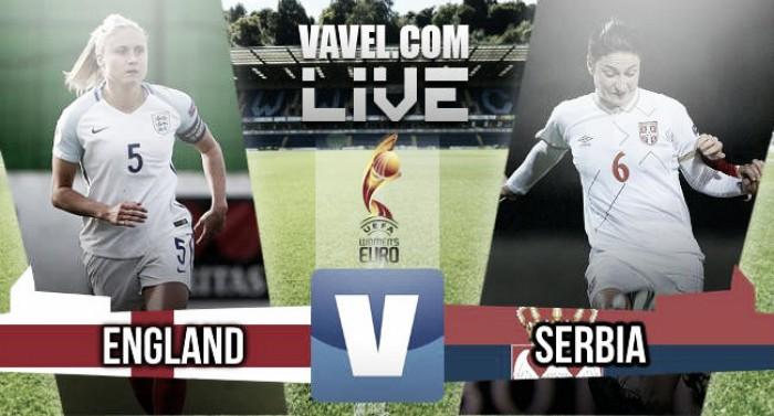Karen Carney hat-trick helps England thrash Serbia in UEFA Euro 2017 Qualifying