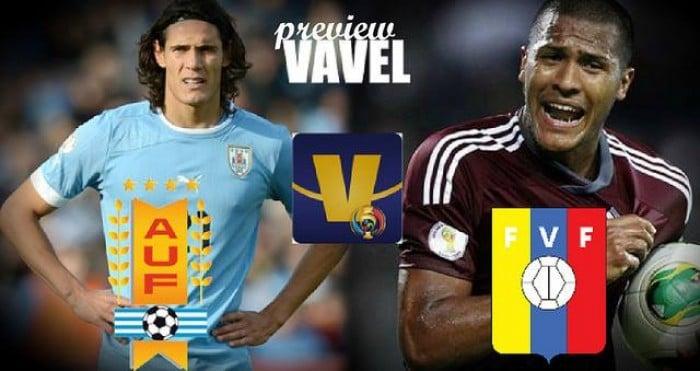 Copa America Centenario: Venezuela look to secure knockout stage place against Uruguay